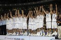 25th UNIVERSIADE - Basketball Royalty Free Stock Photo