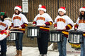 29th Annual Weston Santa Claus Parade Royalty Free Stock Photo