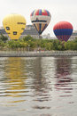 2nd Putrajaya International Hot Air Balloon Fiesta Royalty Free Stock Photo