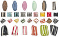30 kinds of hard candy Stock Photo