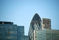 30 st. mary axe Stock Image