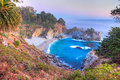 3173 McWay Falls Stock Photo
