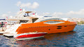 31st International Istanbul Boat Show Royalty Free Stock Photo