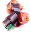 35mm film. Royalty Free Stock Photos