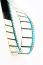 35mm film projection Royalty Free Stock Photo