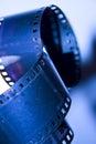 35mm negative film Stock Images