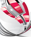 3d Abstract vector illustration Royalty Free Stock Photo