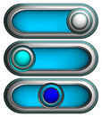 3d buttons,  Stock Images