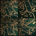 3D Circuit Board Vector Background Royalty Free Stock Photography