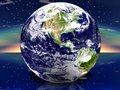 3D Earth Stock Image