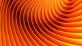 3d orange lines background Stock Images