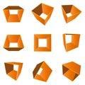 3D shape (Vector)
