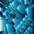 3D Vector Background Abstract Royalty Free Stock Photography