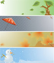 4 Seasons Banner