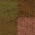 4 square orange olive brown textures Royalty Free Stock Photo