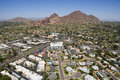 44th & Camelback Royalty Free Stock Photo