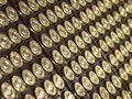 45 Caliber Automatic Bullets Stock Images