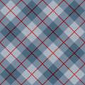 45 Degree Plaid Pattern_Blue-Red Stripe Stock Images