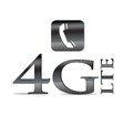 4G LTE telecommunication. Royalty Free Stock Photography