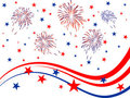 4th july - Independence day Royalty Free Stock Photos
