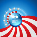 4th of july independence day Stock Image