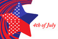 4th of July Independence Day Royalty Free Stock Photo