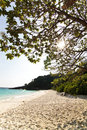 4th similan island beach Royalty Free Stock Image