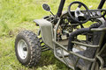 4wd buggy for extreme Stock Photo