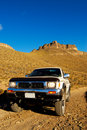 4x4 Adventure in Patagonia Royalty Free Stock Photos