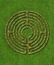 6 circuit labyrinth
