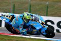 7 Chris Vermeulen - Rizla Suzuki MotoGP Royalty Free Stock Photos