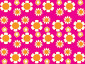 70s wallpaper 4 Royalty Free Stock Photo