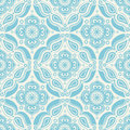 70s wallpaper pattern Stock Image