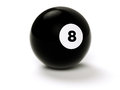 8 Ball Stock Image