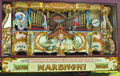89 key Marenghi fairground organ Royalty Free Stock Photo