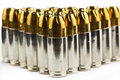 9 mm bullets Royalty Free Stock Photo