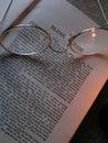 !9th century novel. Royalty Free Stock Photo