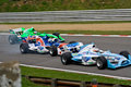 A1GP Brands Hatch 2008 Royalty Free Stock Images