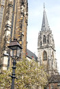 Aachen cathedral germany imperial at Stock Images