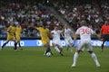 Aalborg BK - FK Slavija Sarajevo Royalty Free Stock Photo