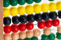 Abacus close up Royalty Free Stock Photography