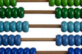 Abacus for kids Royalty Free Stock Image