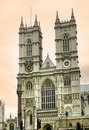 Abadia de Westminster - Londres Foto de Stock Royalty Free