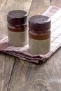 Abanadores de sal e de pimenta Imagem de Stock
