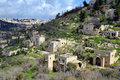 Abandoned Arab Village Royalty Free Stock Photo