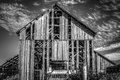 Abandoned Barn Royalty Free Stock Photo