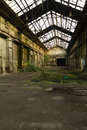Abandoned Factory 4 Royalty Free Stock Image