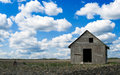Abandoned Farm House Royalty Free Stock Image