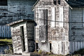 Abandoned Fort Ord Army Post Royalty Free Stock Photos