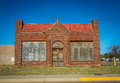 Abandoned places amazing in the united states Stock Photo